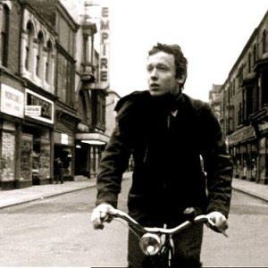 Tony Scott (yes, the director) rides a bike.
