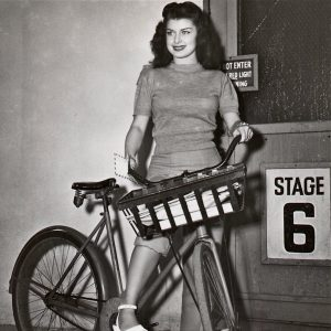 Patricia Alphin's Bike to Work Day.