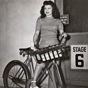 Patricia Alphin's Bike to Work Day.
